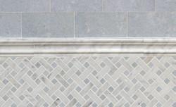 Tile - Mosaic Basket Weave