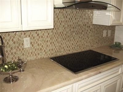 Natural Stone Kitchen Countertop