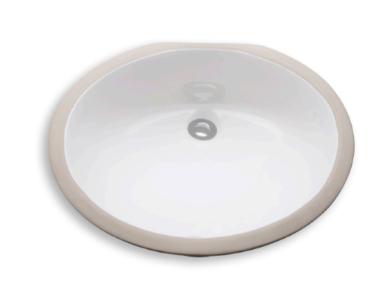 Ferguson Bathroom Sink White (PF1714UA)