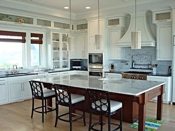 Granite and Marble Counters