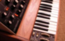 Tim Hocks Synthesizer