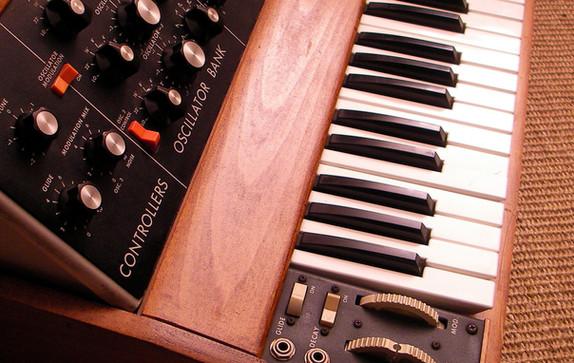 Synthétiseur Vintage