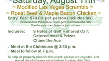 Pipestone Links 15th annual golf tournament