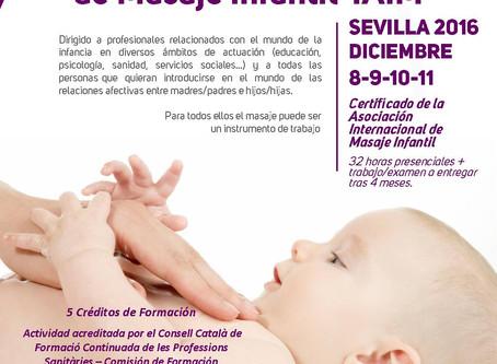 Curso de Formación de Educadores en Sevilla 2016