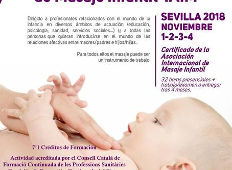 Curso Formación Educadores IAIM Sevilla 2018