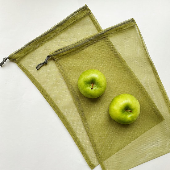 Экомешок из сетки Green Apple