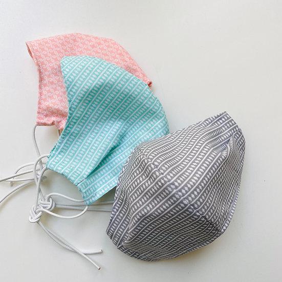 Многоразовые защитные маски «Сабзиро»