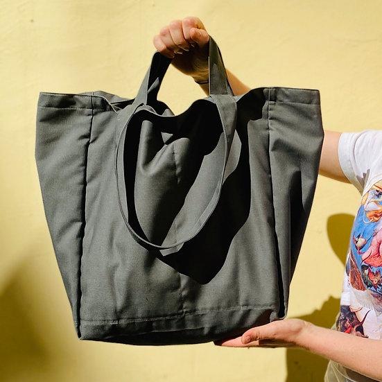 Экосумка Shopper 6 карманов Grey