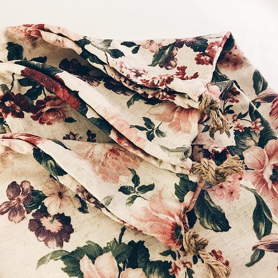 Экомешок Floral Beige