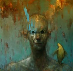 2 Friends - Brad Gray Artist