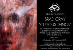 Brad Gray Exhibition
