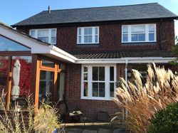 Chalet Bungalow to house