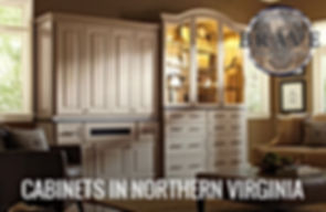 Cabinets in Northern Virginia