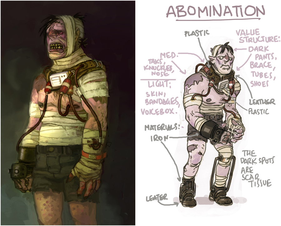 The Abomination