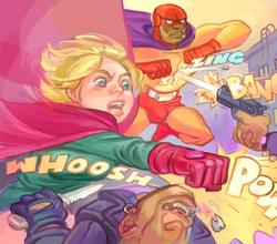 superheroses