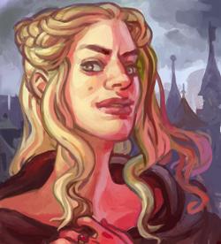 Lena Headley as Cercei Lannister