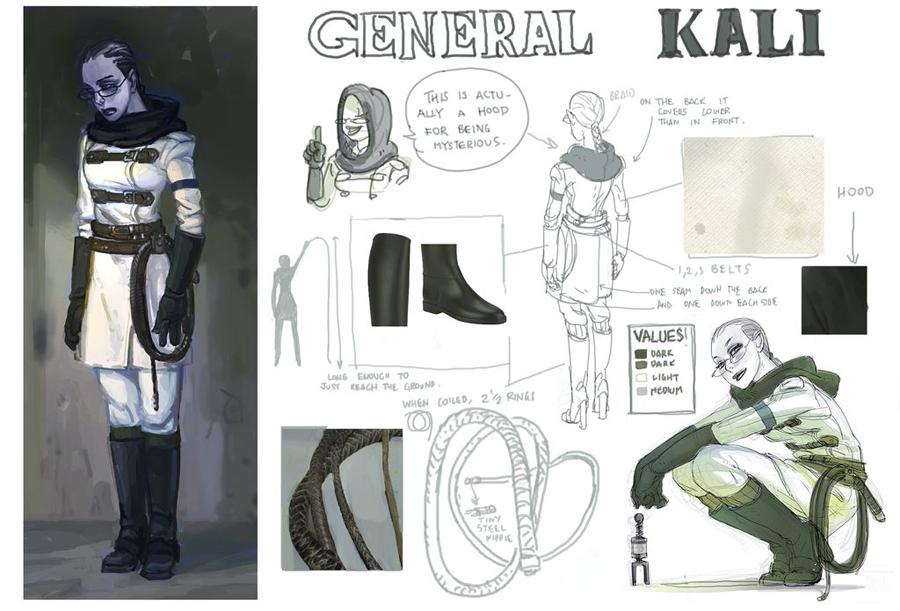 General Kali