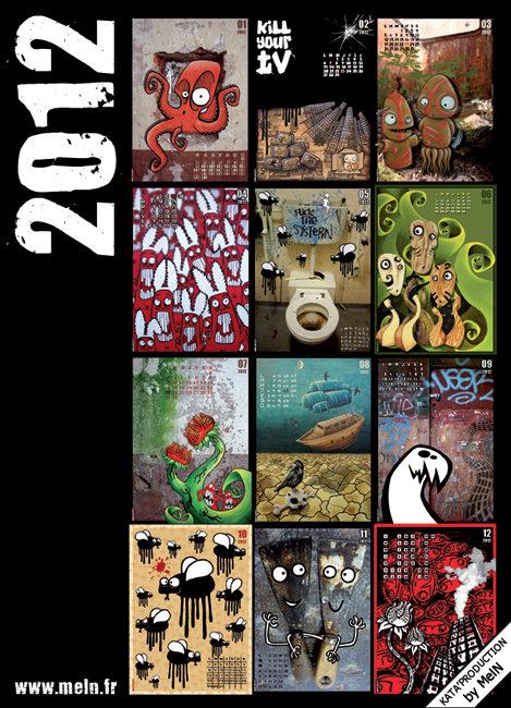 Calend'Art 2012