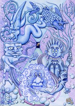 Bleu, 2002