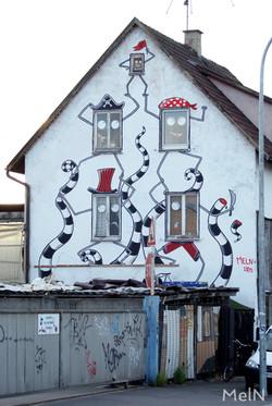 Complex 23, Heilbronn (De) 2015