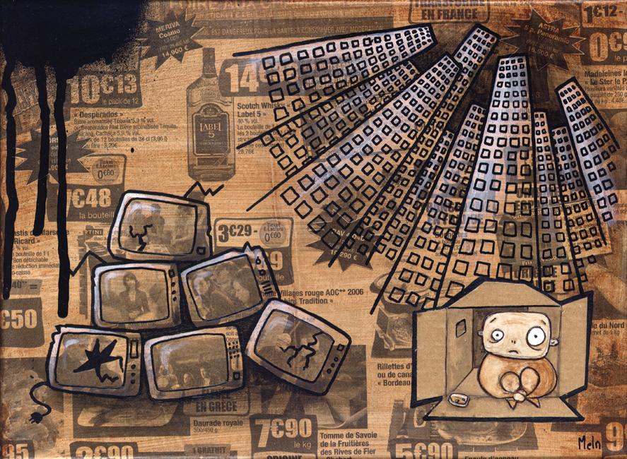 Consommes ou crèves, 2009)