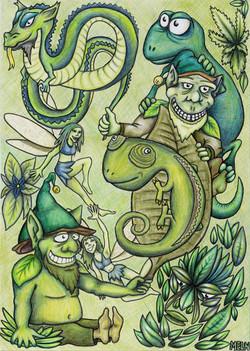 Vert, 2001