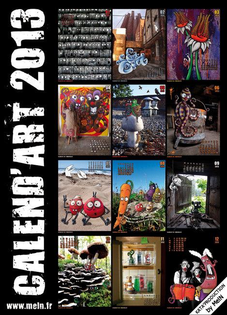 Calend'Art 2013