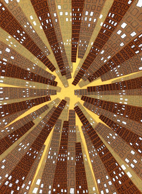 Urban spirale, 2007