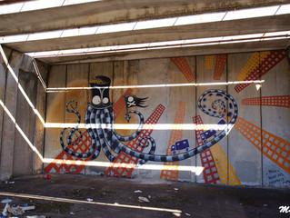 Street art À Milan (Italie)