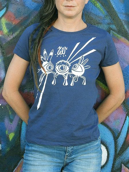 T-shirt femme WATCHPAT#3
