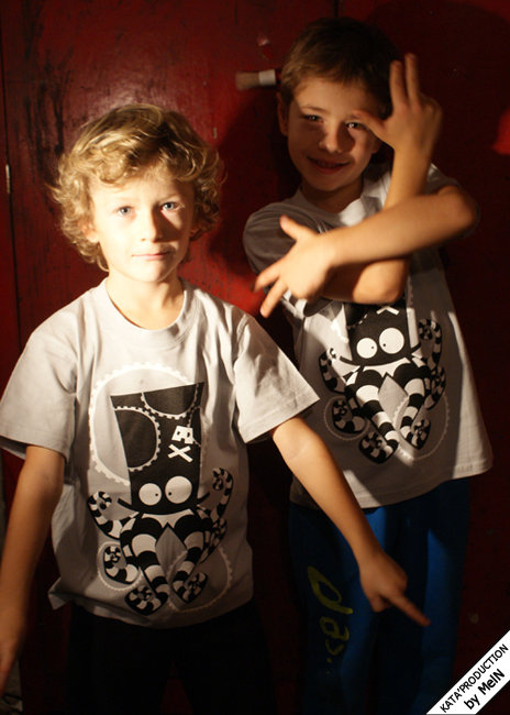 T-shirt enfant KATA'PIRATE