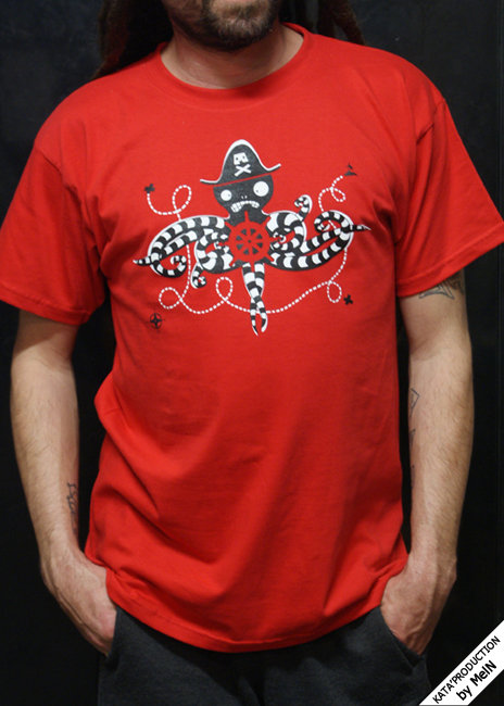 T-shirt homme KAP'TAIN