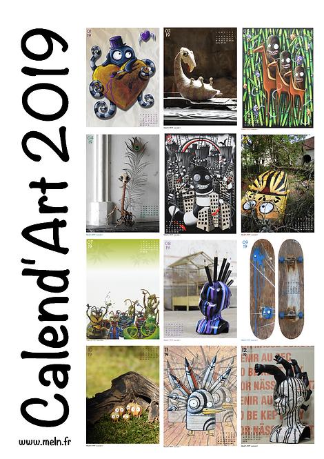 Calend'Art 2019