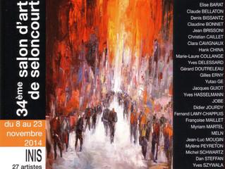 Salon d'Art de Seloncourt 2014