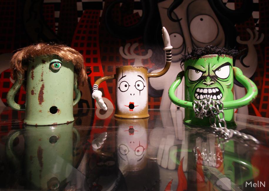 L'idiot, L'automate & Hulk, 2015