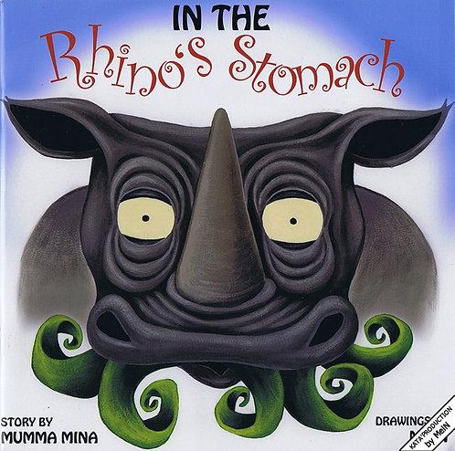 In The Rhino's Stomac - Livre en anglais