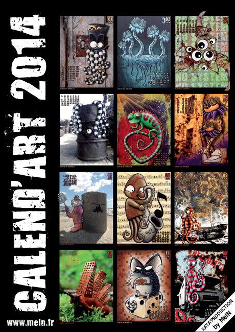 Calend'Art 2014