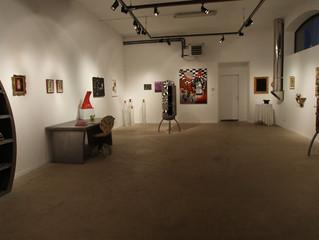 """Exposition Annuelle aux Ateliers d'Artistes """"les écuries"""" 2015"""