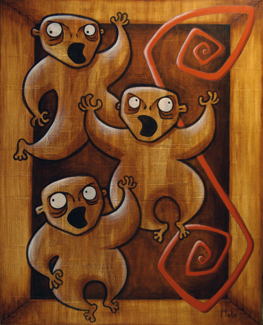 Haaa... la spirale, 2009