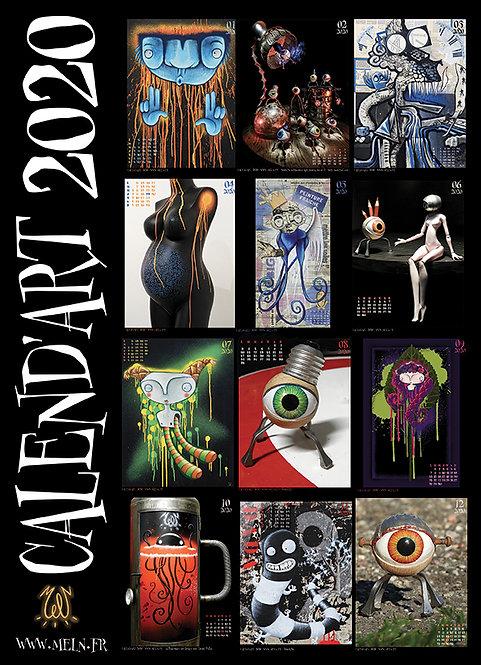 Calend'Art 2020