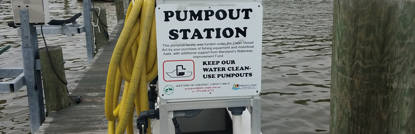 Pumpout Station