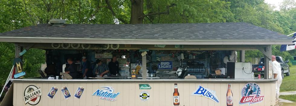 Parrot Ice Bar