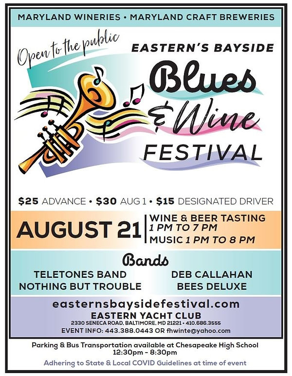 Eastern Bayside Blues and Wine Festival