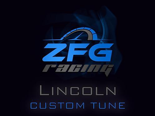 ZFG Racing Lincoln Custom Tune