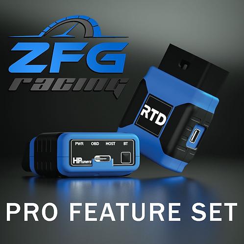 ZFG Racing Custom Tune + HP Tuners RTD w/Pro Feature Set