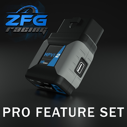 ZFG Racing Custom Tune + MPVI2 Pro Feature Set