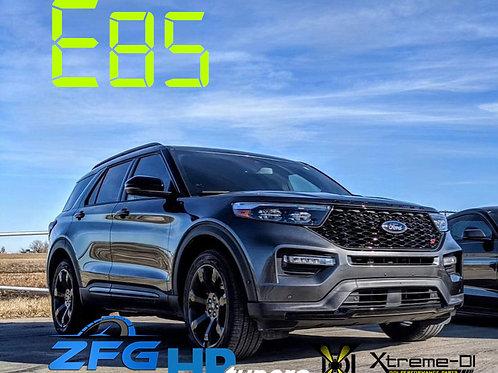 2020 Ford Explorer ST e85 Package