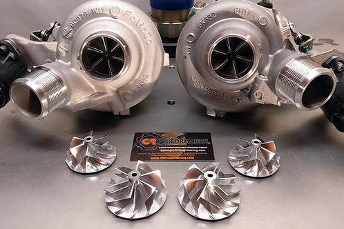 2018-2020 F-150 3.5L/Raptor EcoBoost Upgraded Turbo Set
