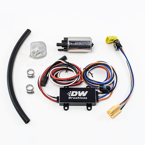 2015+ Mustang/F150 DW440 440lph Brushless Fuel Pump