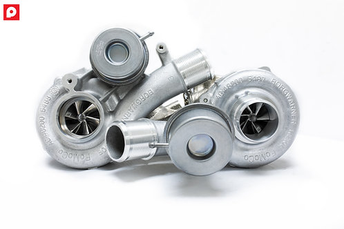2020 3.0l EcoBoost Pure Turbo Upgrade Turbos